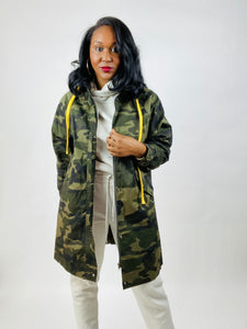 Riley Oversized Camo Jacket