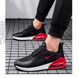 Mr.SHOES New men shoes Sneakers Men Flyknit Breathable Casual Male Footwear Light Tenis Masculino Running Shoes For Men