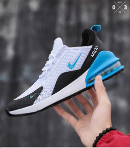 Mr.SHOES  New men shoes Sneakers Men Flyknit Breathable Casual Male Footwear Light Running Shoes For Men
