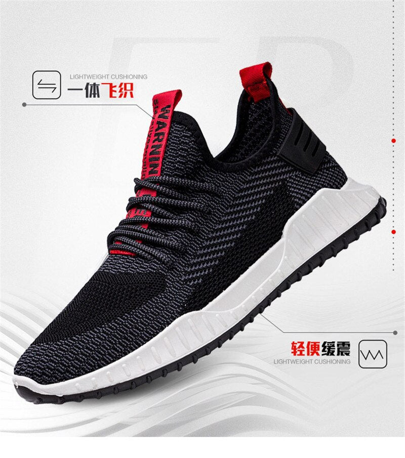 Mr.SHOES ART-7 flying weaving sports tide shoes Running Shoes For Men Running Shoes For Men