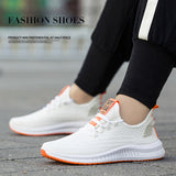 Mr.SHOES 2020 PD-2 Fashion flying woven men's running shoes