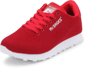 Mr.SHOES  180513-RED MEN SUBLITE AIM 2.0 RUNNING SHOES Running Shoes For Men  (Red)