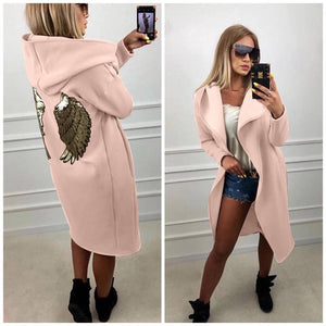 جاكيت خريفي طويل|Autumn long jacket