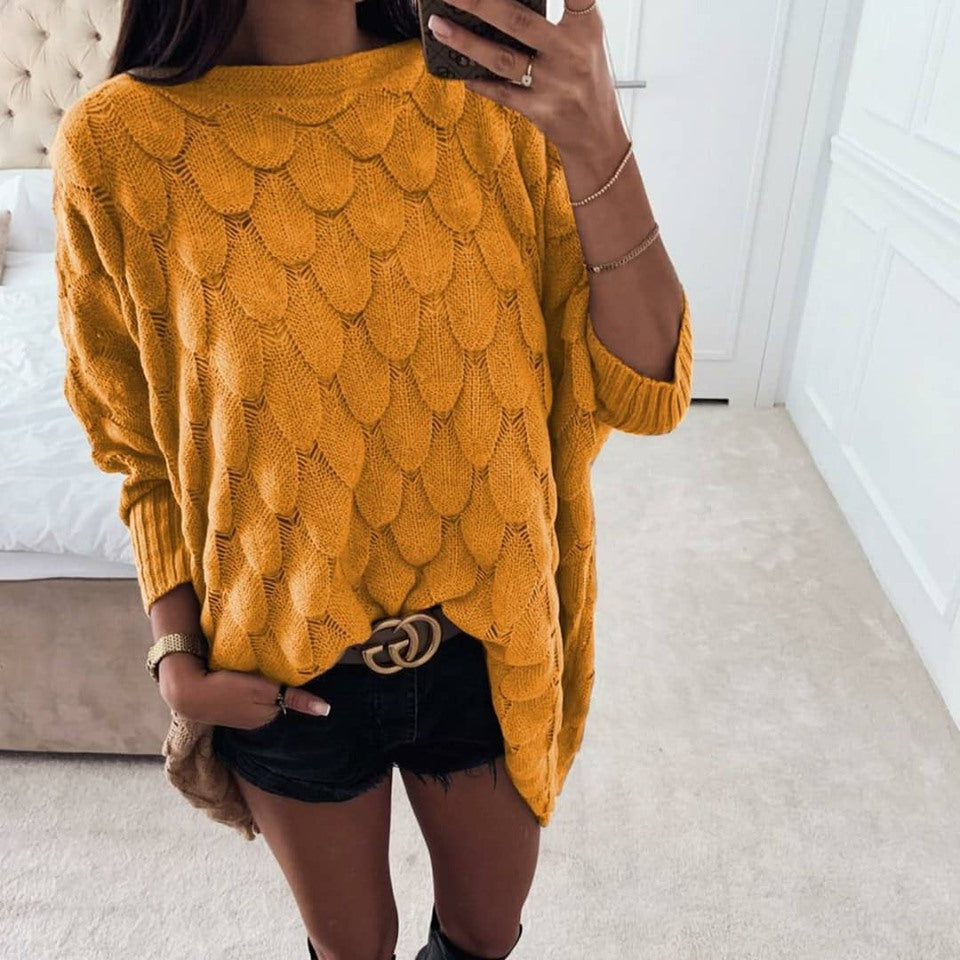 بلوز صوف | Wool Blouse