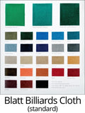 Blatt Billiards Cloth