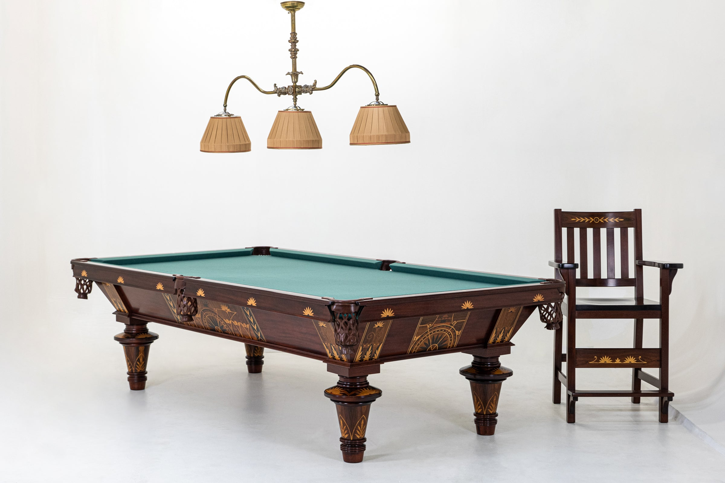 Griffith - Blatt Billiards