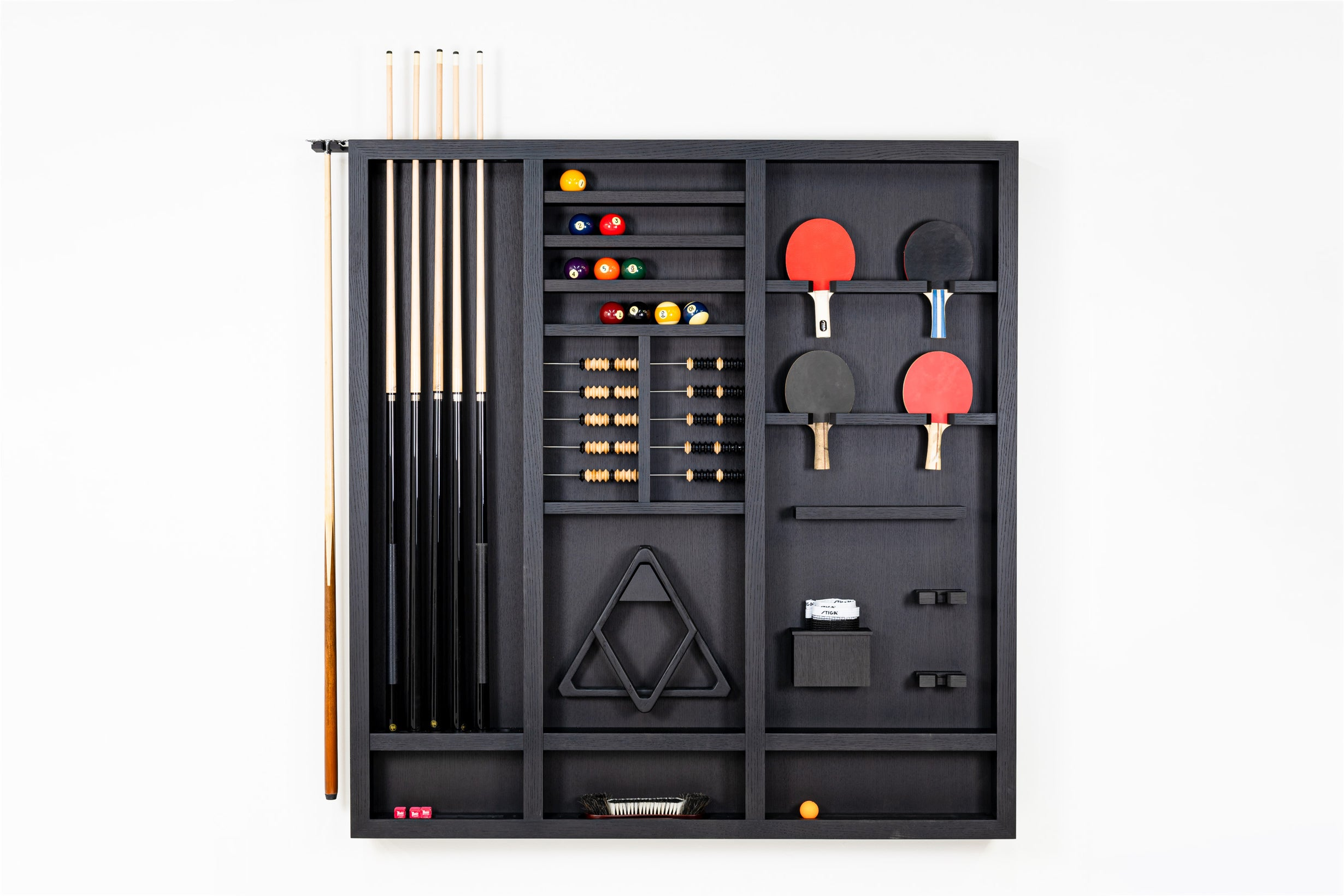 Grand Combination Wall Rack