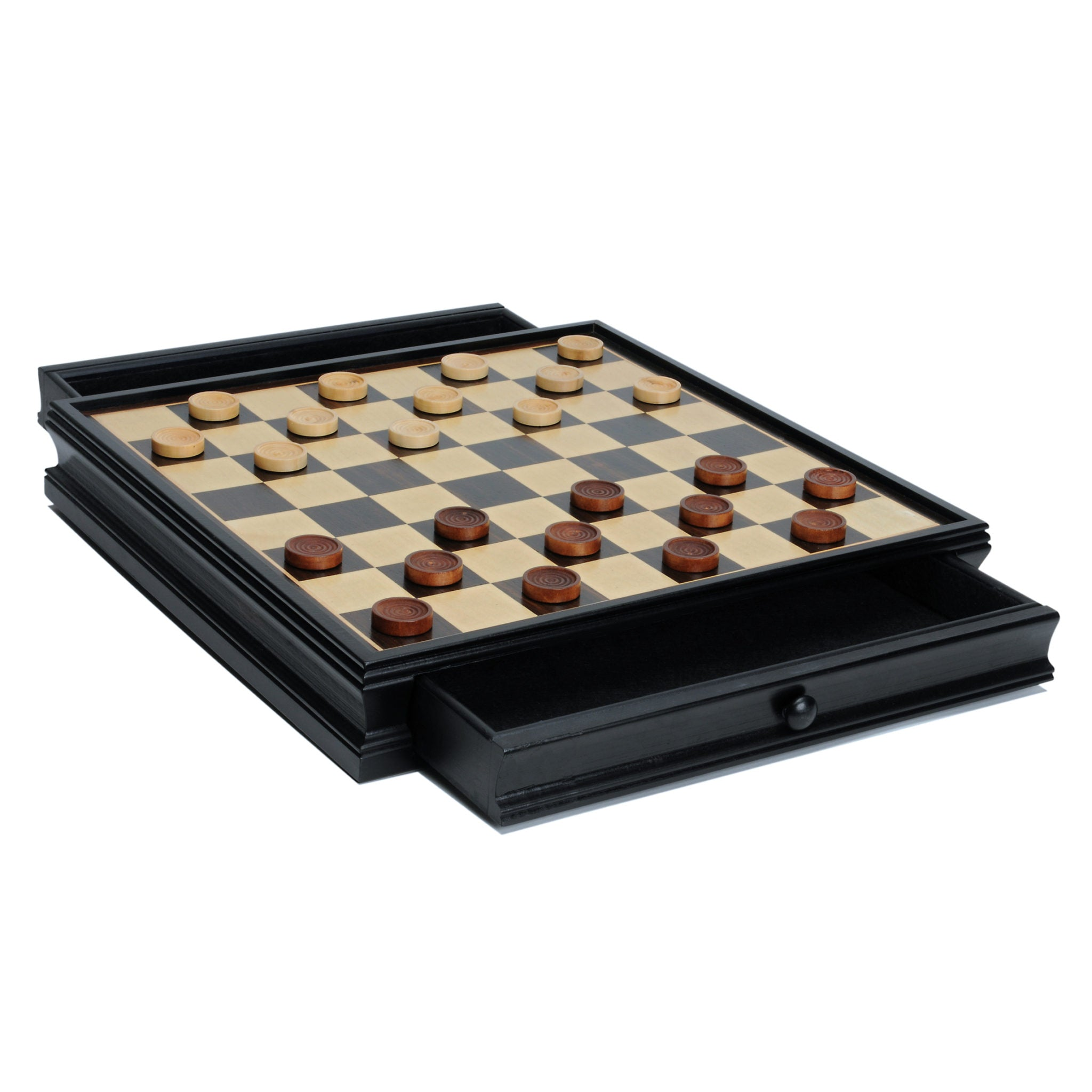 "Medieval Chess & Checkers 15"" Game Set"