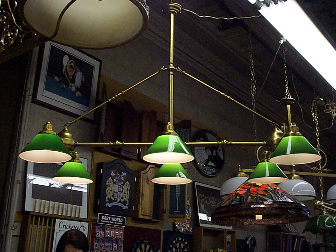 The Speakeasy Billiards Light - Blatt Billiards