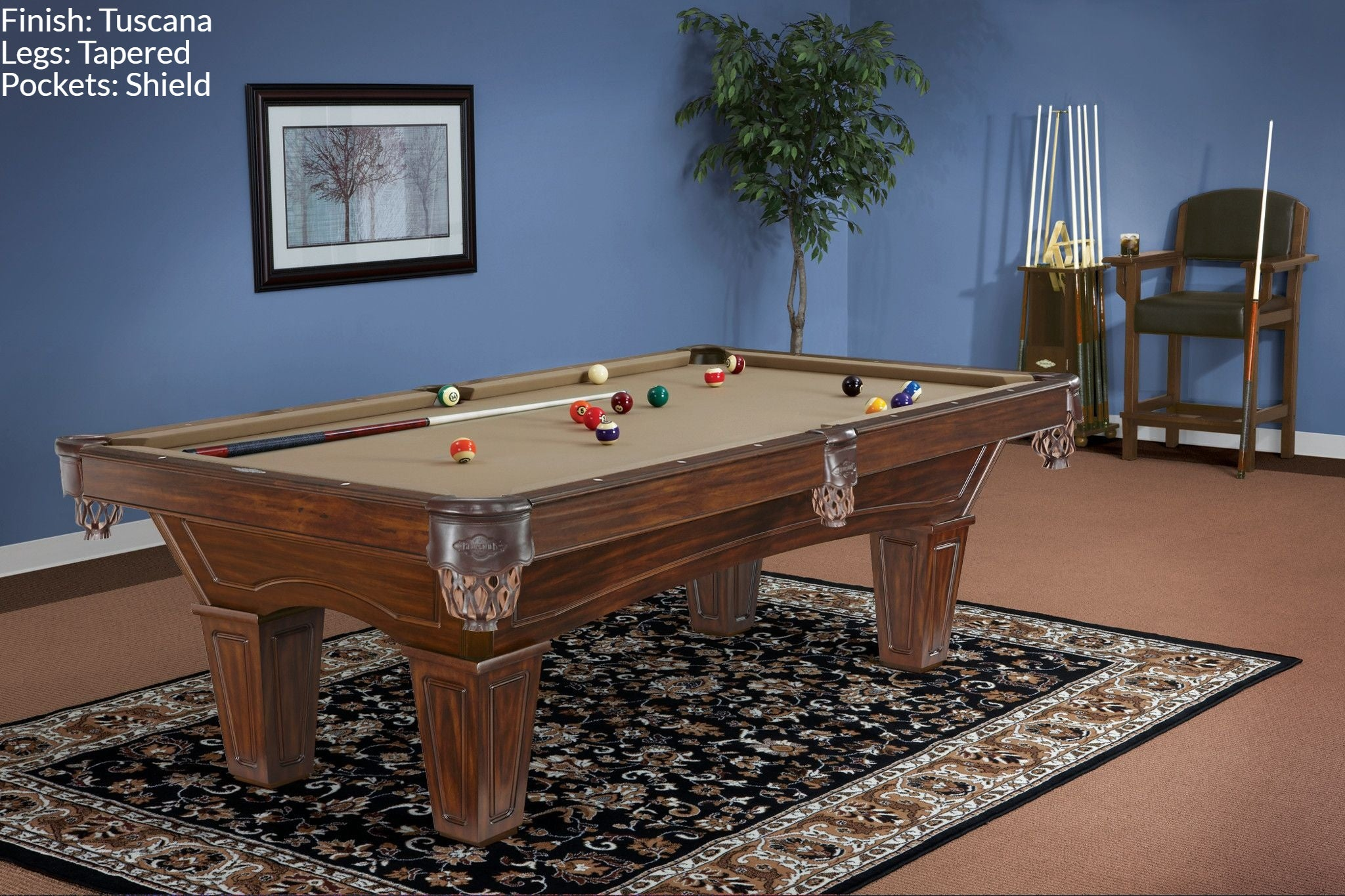 Allenton - Blatt Billiards