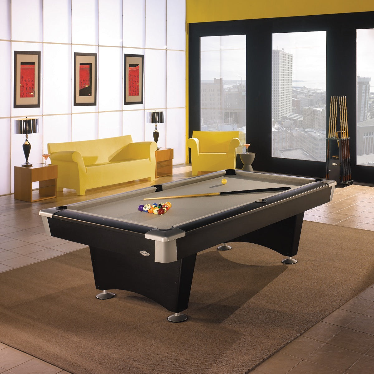 Black Wolf - Blatt Billiards