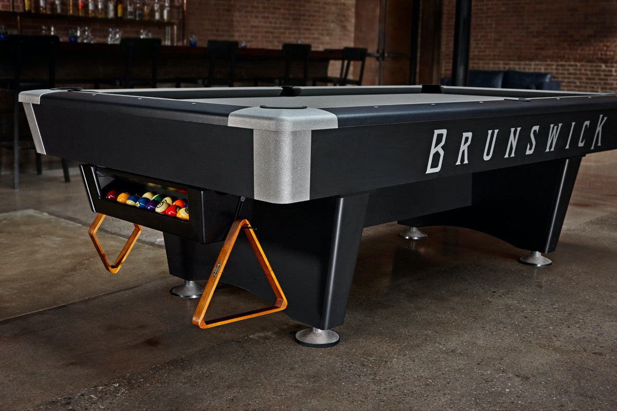 Black Wolf Pro - Blatt Billiards