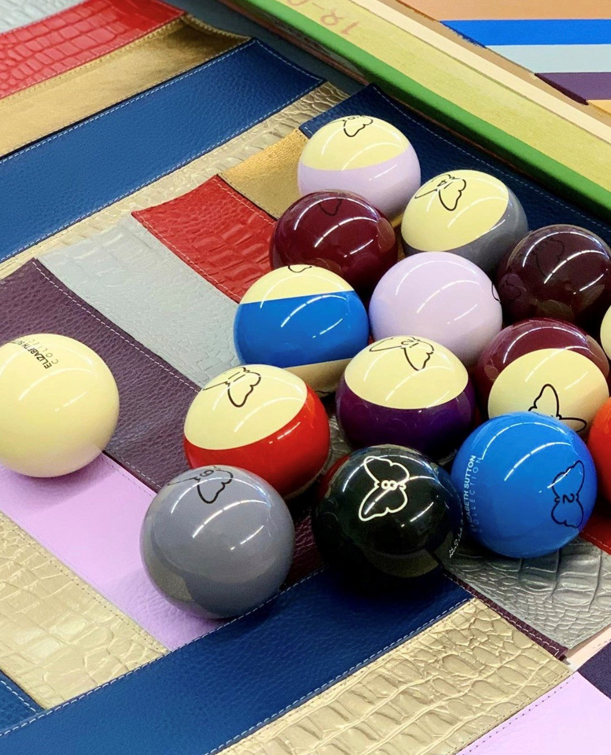 Custom Ball Sets - Blatt Billiards