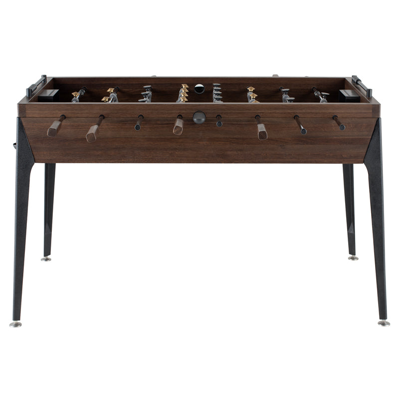 D8 Foosball Table (Smoked or Ebonized)