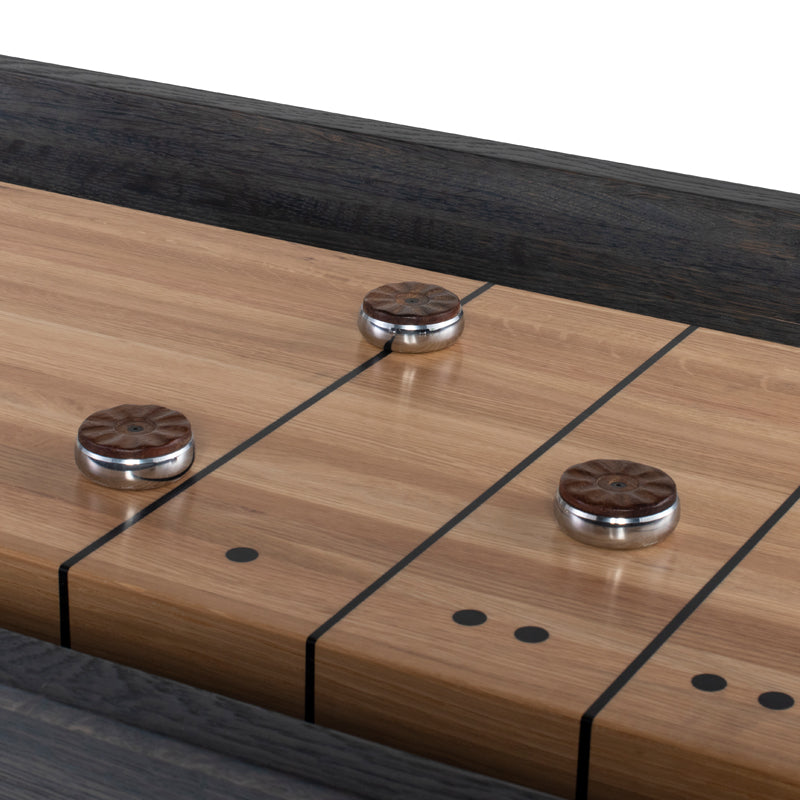 D8 Shuffleboard (smoked or ebonized)