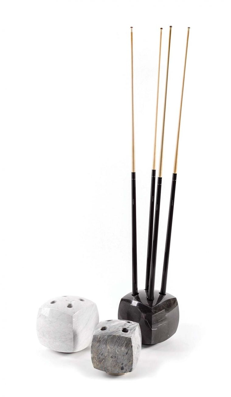 Tocco Marble Floor Rack - Blatt Billiards