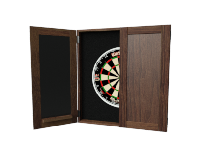 Williamsburg Dart Cabinet (custom) - Blatt Billiards