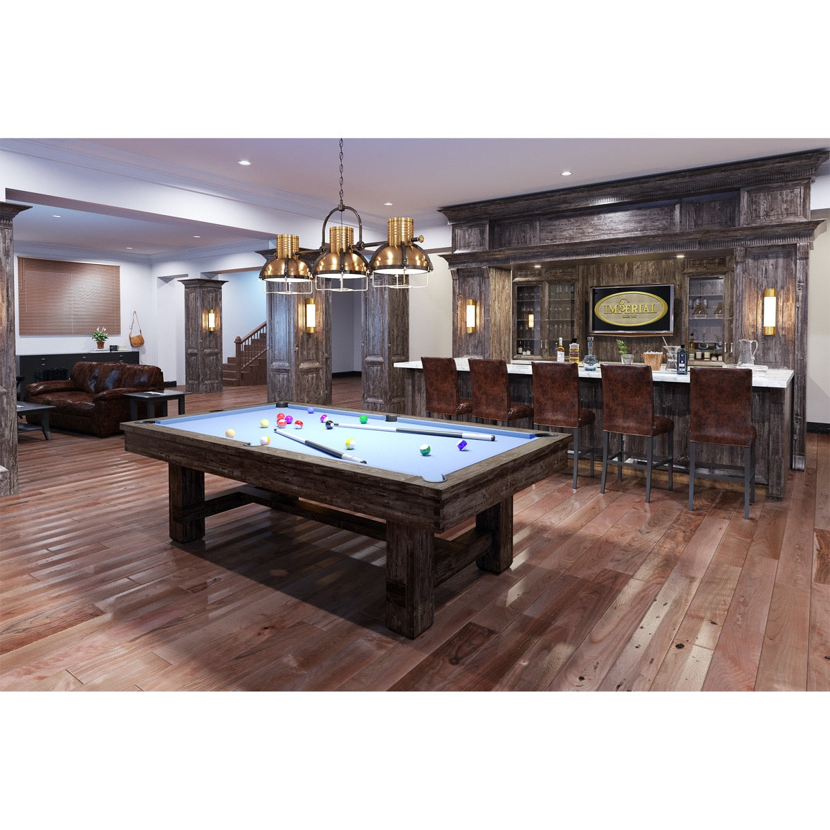 Nevada - Blatt Billiards