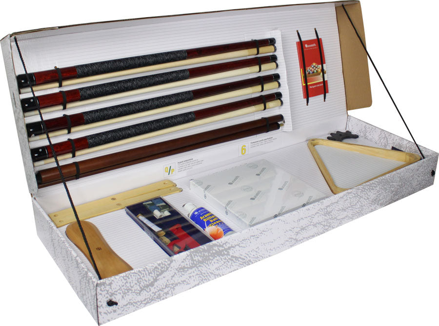 Aramith Pool Table Accessories Kit - Standard Set - Blatt Billiards