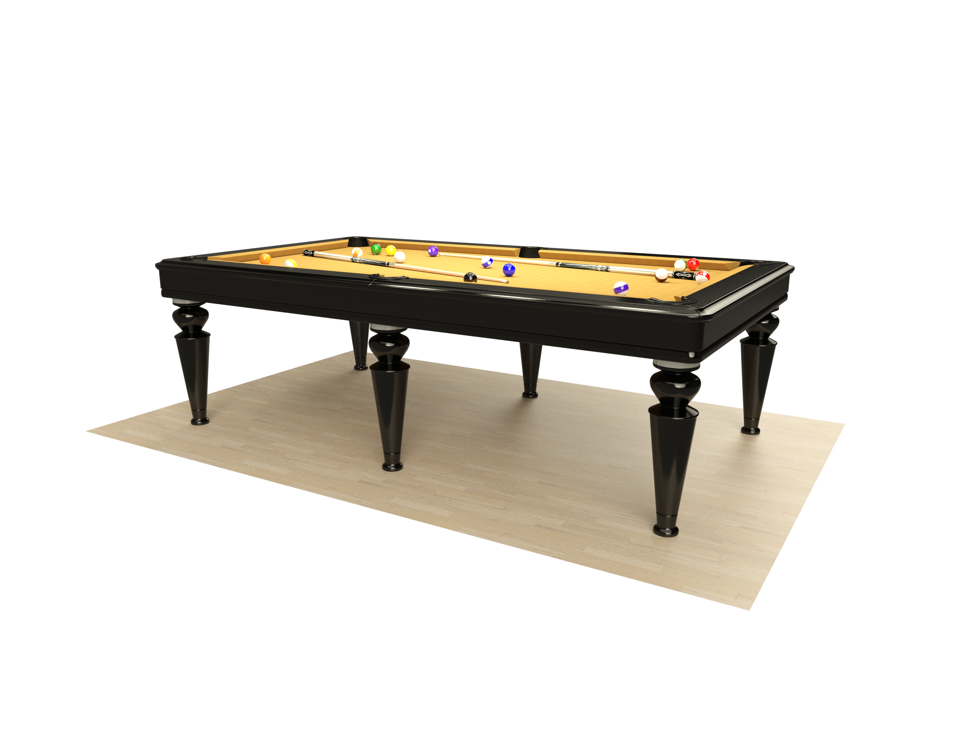 Mercury - Blatt Billiards