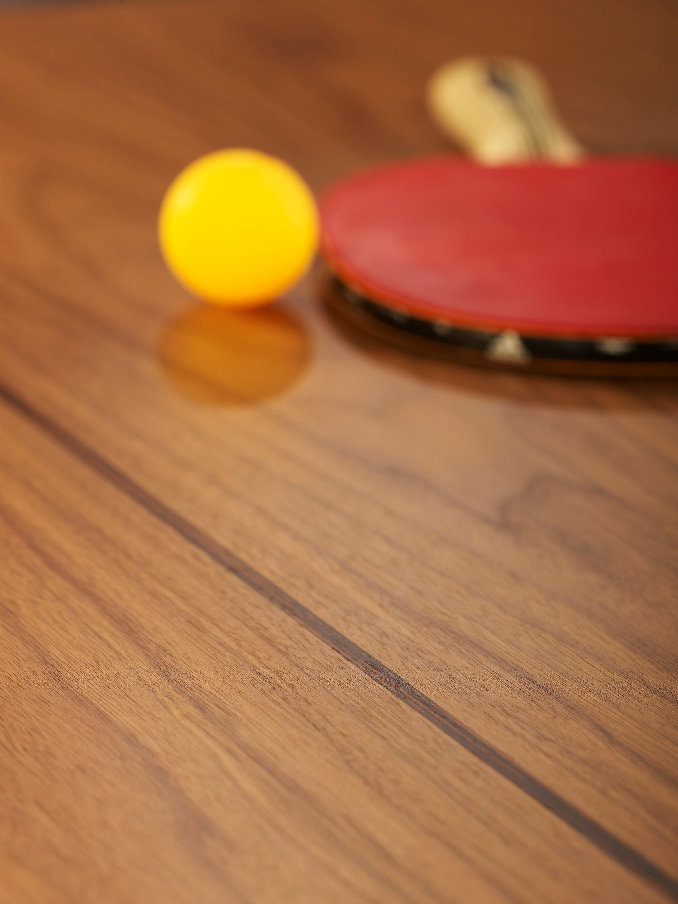 RS Barcelona You and Me Ping Pong Wood Top - Blatt Billiards