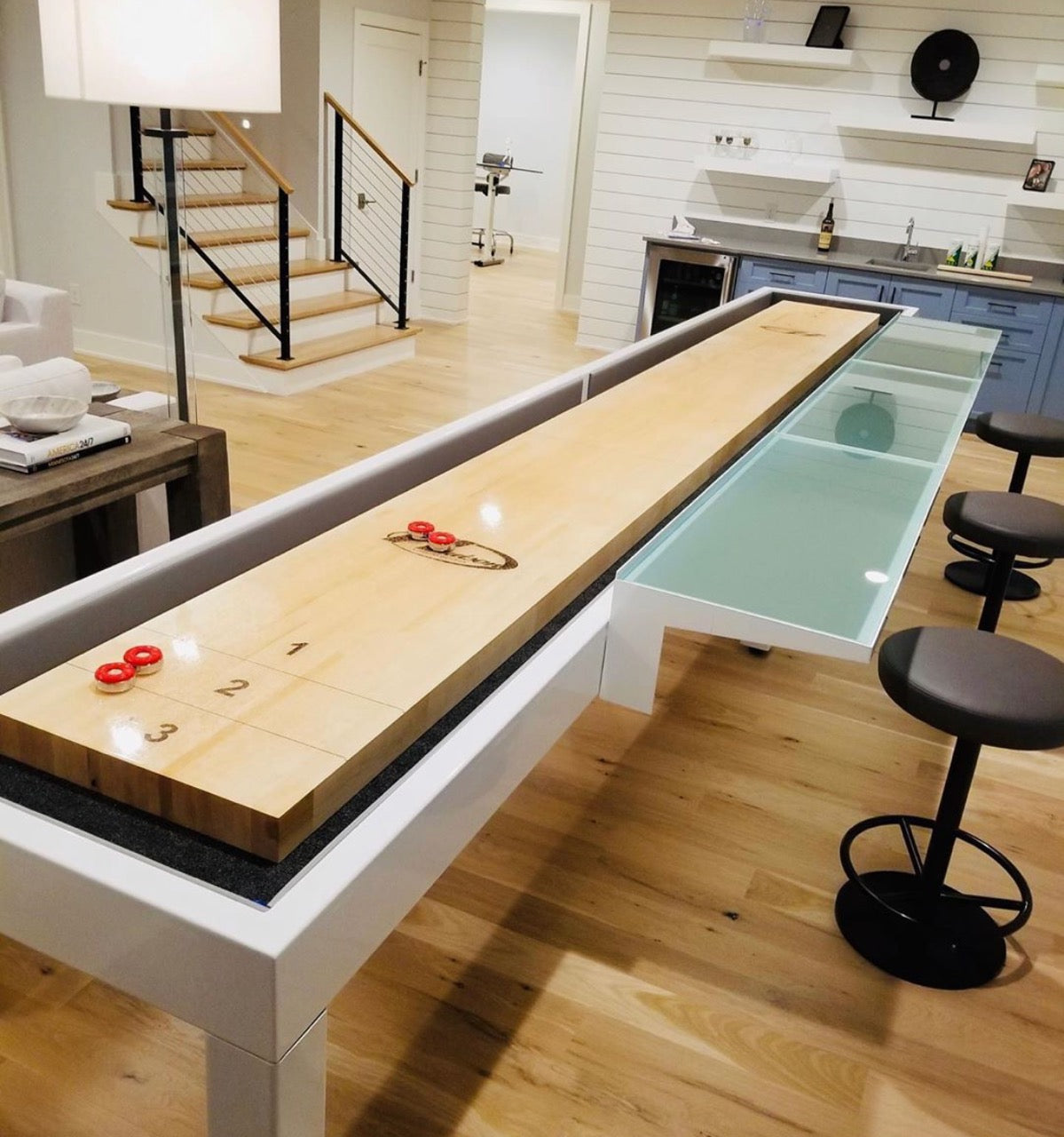 Urban Shuffleboard (indoor/outdoor) - Blatt Billiards