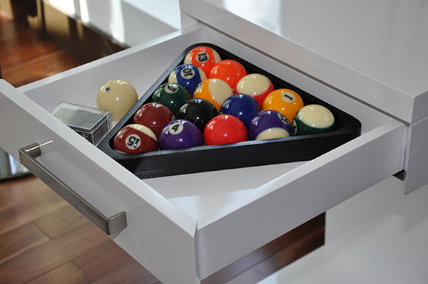 Central Cue & Ball Floor Rack - Blatt Billiards