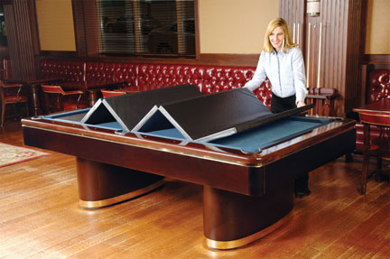 Pool Table Fitted Cover - Blatt Billiards