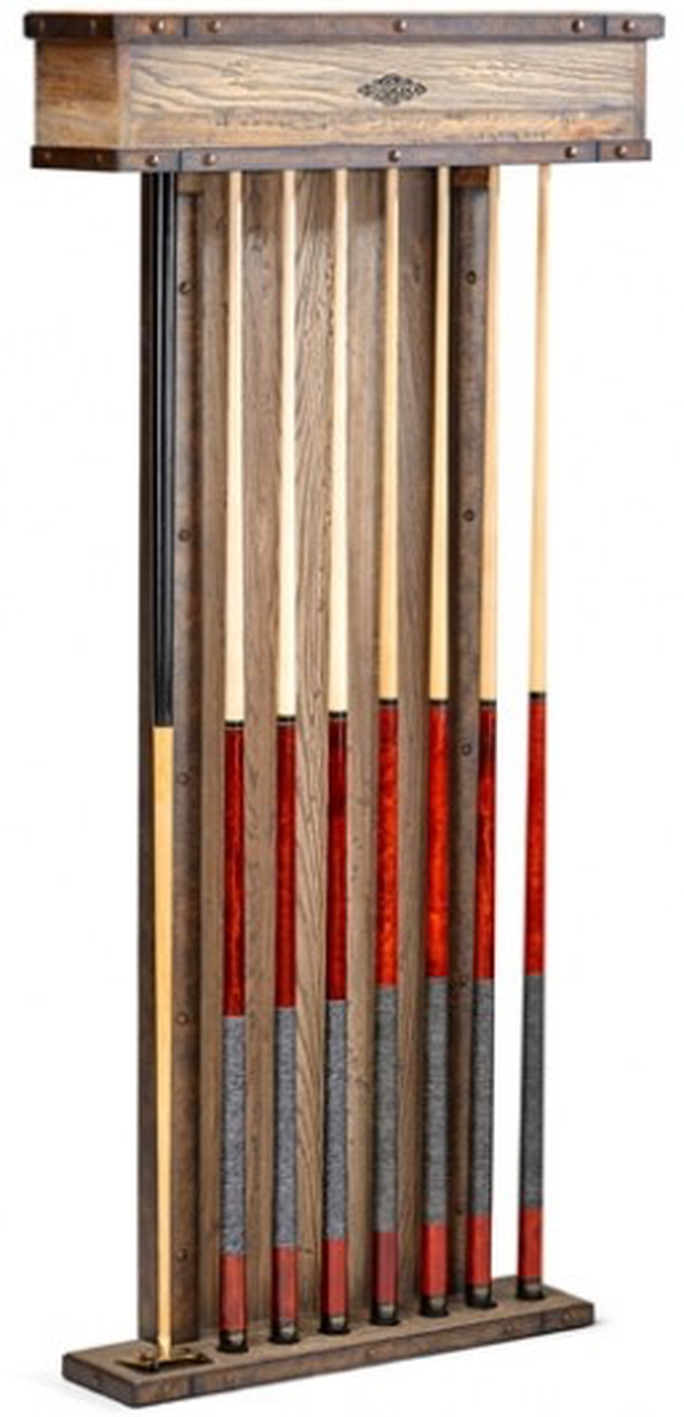 Edinburgh Wall Rack - Blatt Billiards