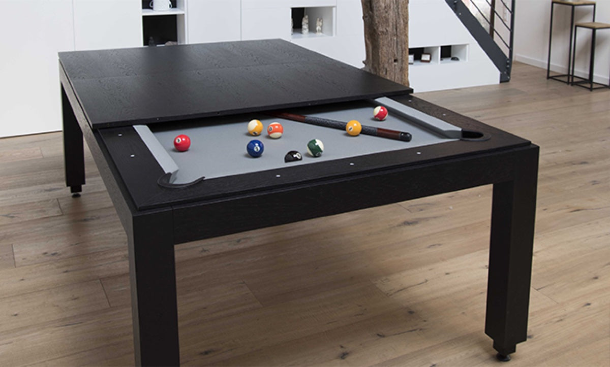 Fusion: All Wood Model (Legs and Tops) - Blatt Billiards