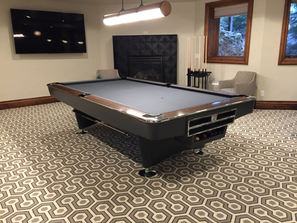Gold Crown (custom/restored) - Blatt Billiards