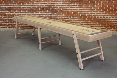 Lean-To Shuffleboard - Blatt Billiards