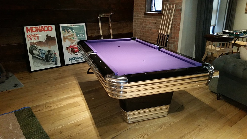 New Yorker - Blatt Billiards