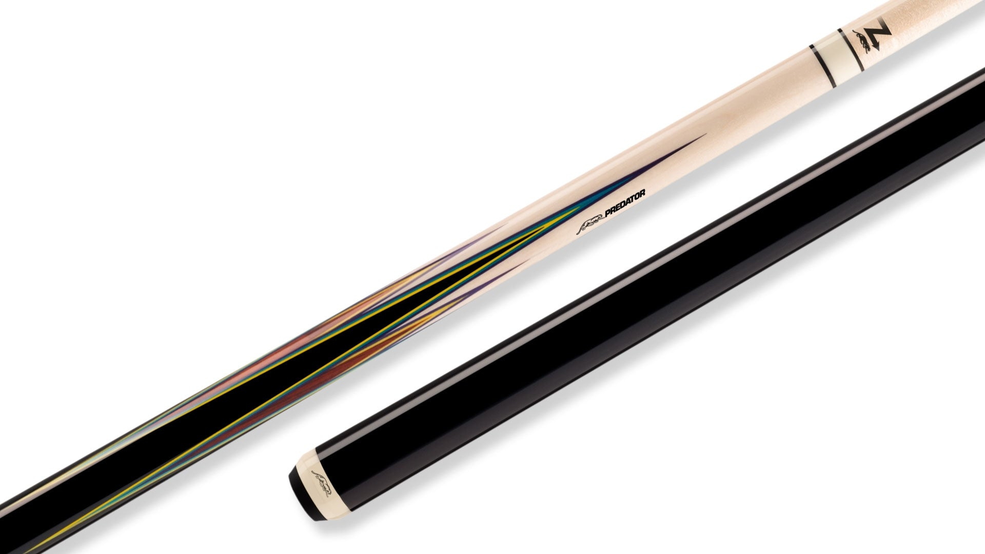 Predator SP8MNW 8-Point Sneaky Pete Pool Cue - No Wrap - Blatt Billiards