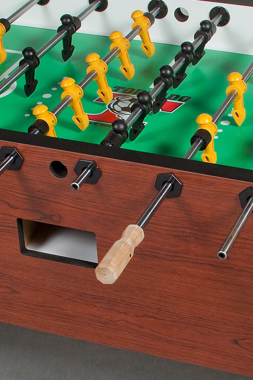 Tornado Elite Foosball - Blatt Billiards