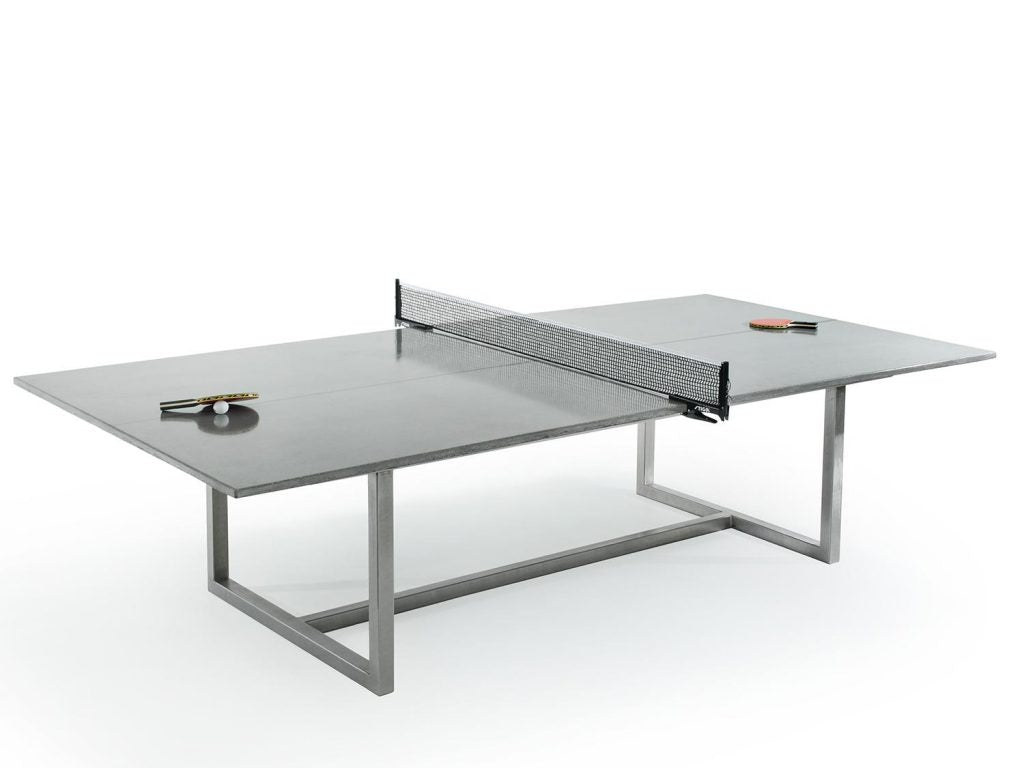Vue Concrete Ping Pong (indoor/outdoor) - Blatt Billiards