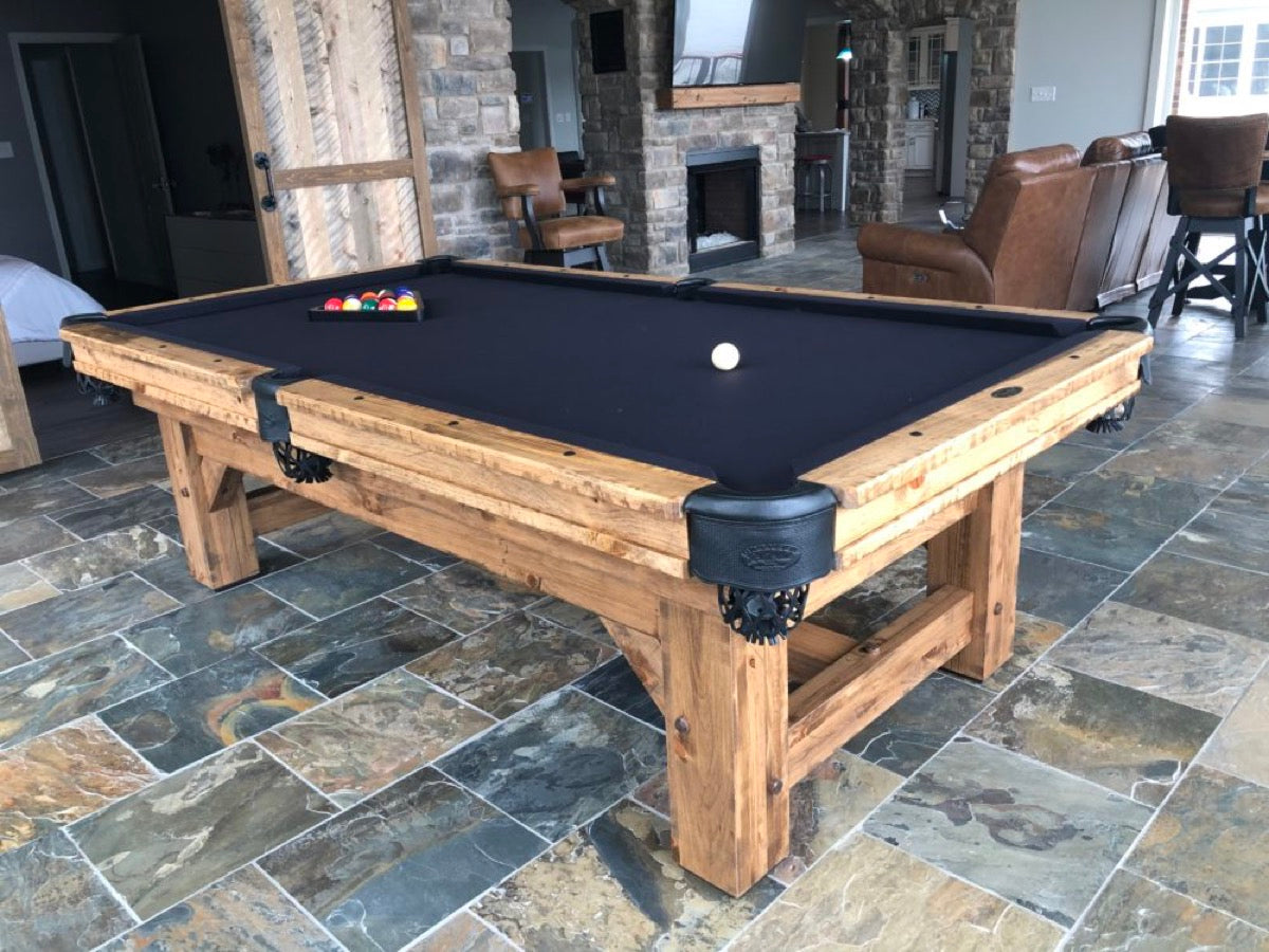 Wood-Ridge - Blatt Billiards