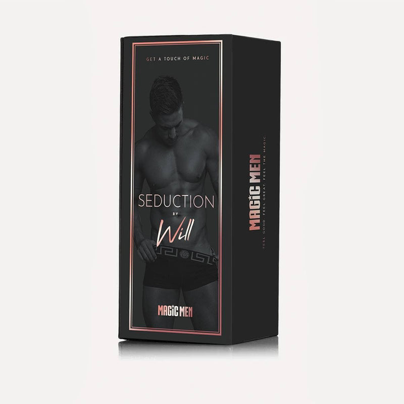 "Magic Men ""SEDUCTION"" By Will - Rabbit Vibrator - Magic Men Australia, Magic Men ""SEDUCTION"" By Will - Rabbit Vibrator, Rabbit Vibrators"