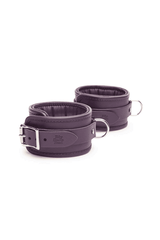 Fifty Shades Leather Wrist Cuff - Magic Men Australia, Fifty Shades Leather Wrist Cuff, Bondage; sex toys; sex toy; best sex toys; using sex toys; new sex toys; sex toys for guys; sex toy review; buy sex toys; top sex toys; cool sex toys