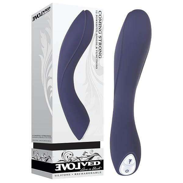 Evolved Coming Strong Vibrator - Magic Men Australia, Evolved Coming Strong Vibrator, Vibrators; vibrator; vibrators; how to use a vibrator; thrusting vibrators; rabbit vibrator; vibrator sex; vibrator; best vibrator; clit vibrator; girl vibrator
