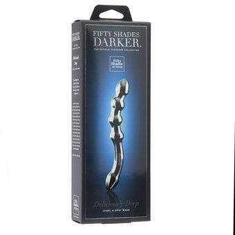 Fifty Shades Deep Steel G-Spot Dildo - Magic Men Australia, Fifty Shades Deep Steel G-Spot Dildo, Dildos