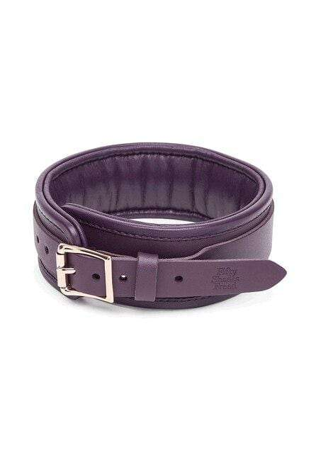 Fifty Shades Leather Collar & Lead - Magic Men Australia, Fifty Shades Leather Collar & Lead, Bondage: sex toys; sex toy; best sex toys; using sex toys; new sex toys; sex toys for guys; sex toy review; buy sex toys; top sex toys; cool sex toys