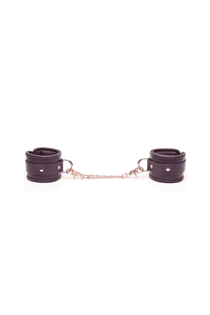 Fifty Shades Leather Wrist Cuff - Magic Men Australia