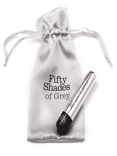 Fifty Shades of Grey Vibrating Bullet - Magic Men Australia