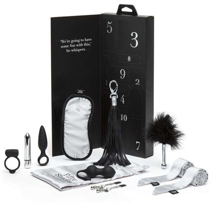 Fifty Shades 10 Days of Play Couple's Kit - Magic Men Australia, Fifty Shades 10 Days of Play Couple's Kit, Bondage; sex toys; sex toy; best sex toys; using sex toys; new sex toys; sex toys for guys; sex toy review; buy sex toys; top sex toys; cool sex toys