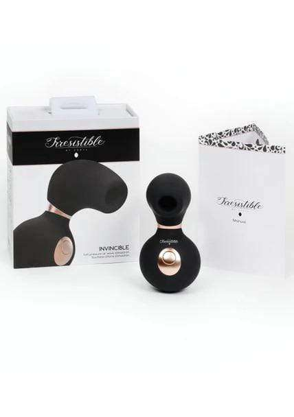 Irresistible Invincible Clitoral Vibrator - Magic Men Australia, Irresistible Invincible Clitoral Vibrator, Clit Stimulators