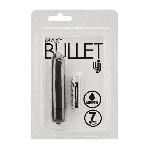 Loving Joy Maxy Bullet - Black - Magic Men Australia