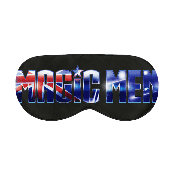 Magic Men Eye Mask - Magic Men Australia, Magic Men Eye Mask, Merchandise