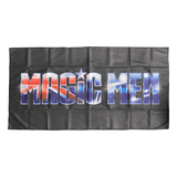 Magic Men Beach Towel - Magic Men Australia, Magic Men Beach Towel, beach towel; body towel