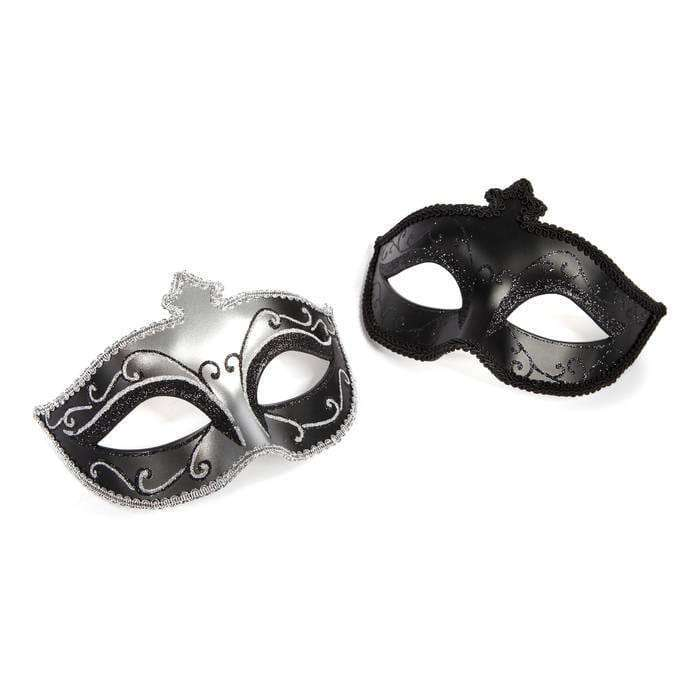 Fifty Shades of Grey Masks On Masquerade Mask Twin Pack - Magic Men Australia, Fifty Shades of Grey Masks On Masquerade Mask Twin Pack, Bondage; sex toys; sex toy; best sex toys; using sex toys; new sex toys; sex toys for guys; sex toy review; buy sex toys; top sex toys; cool sex toys